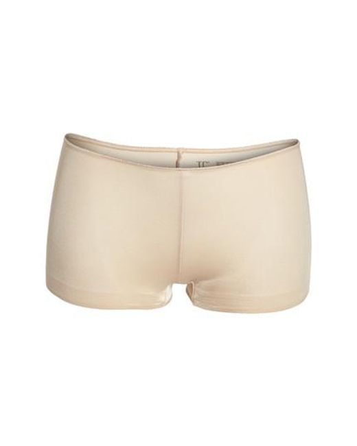 Tc Fine Intimates - Natural Wonderful Edge Boyshorts - Lyst