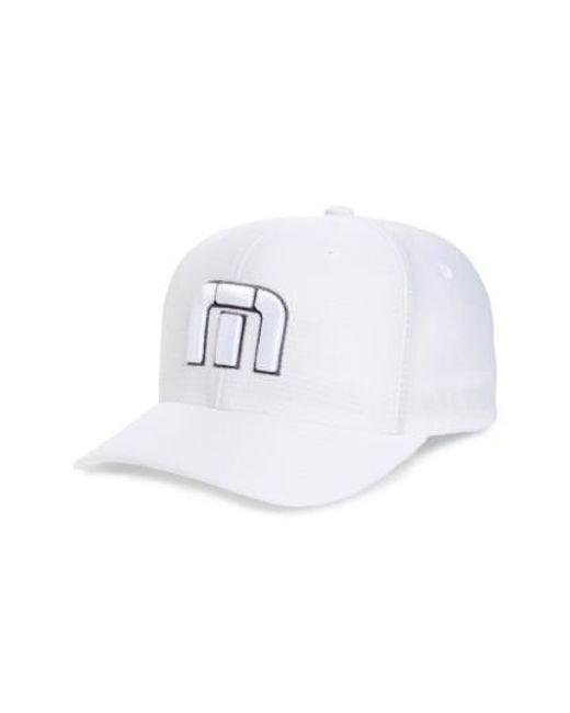 Travis Mathew - Black 'b-bahamas' Hat for Men - Lyst