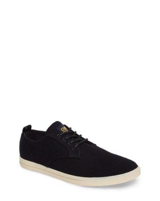 CLAE | Blue 'ellington' Sneaker for Men | Lyst