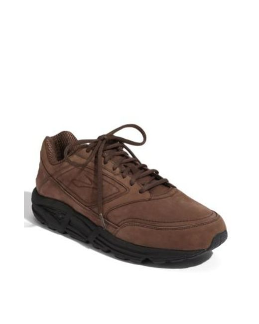 Brooks - Brown 'addiction' Walking Shoe for Men - Lyst