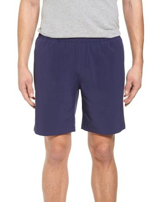 Peter Millar - Blue Oslo Sport Shorts for Men - Lyst