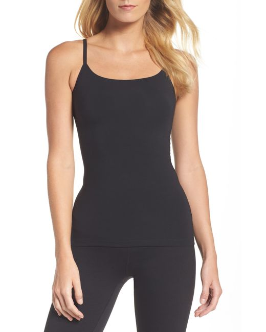 Spanx Black Spanx In & Out Camisole