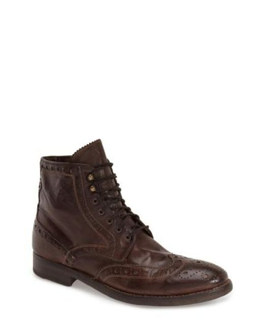 Gordon Rush   Brown 'brennan' Boot for Men   Lyst