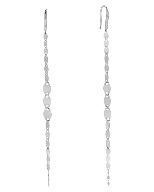 Lana Jewelry - Metallic Graduating Nude Long Drop Earrings - Lyst
