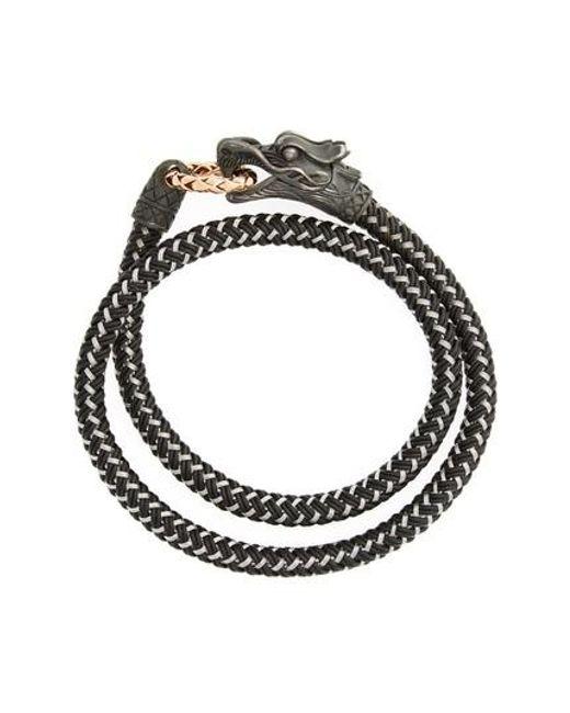 John Hardy - Metallic Legends Naga Wrap Bracelet for Men - Lyst