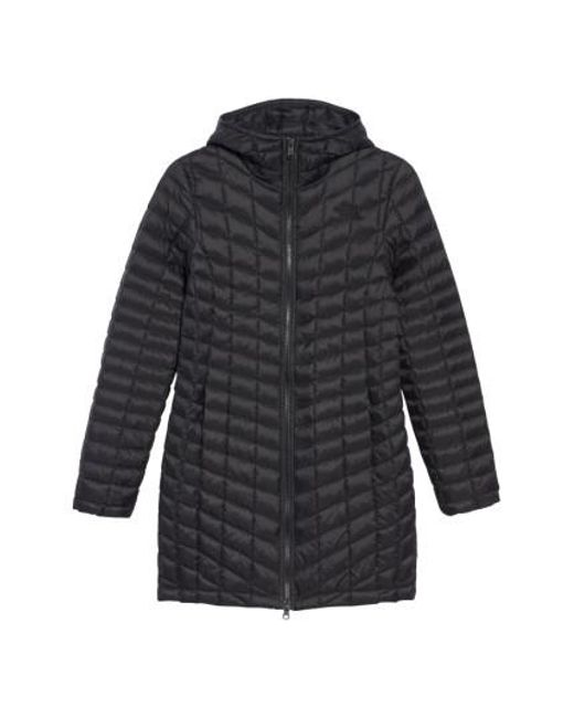 The North Face   Black Thermoball(tm) Primaloft Hooded Parka   Lyst