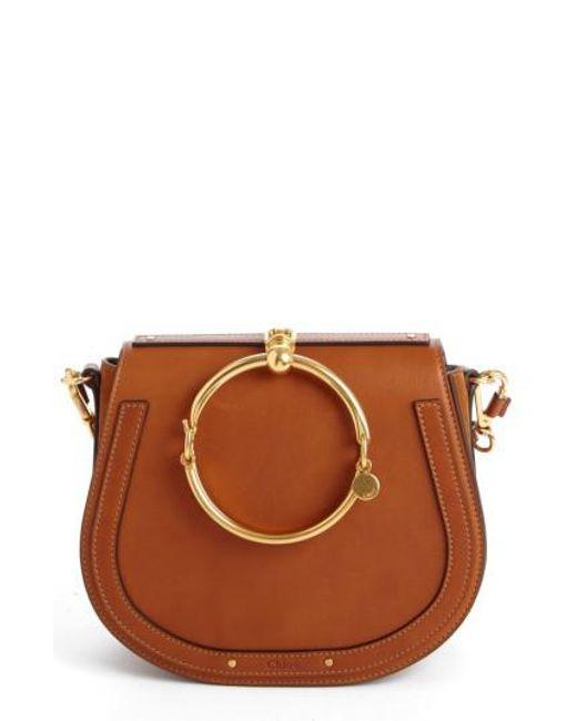 Nile Bracelet bag - Brown Chlo UOKJoXwt