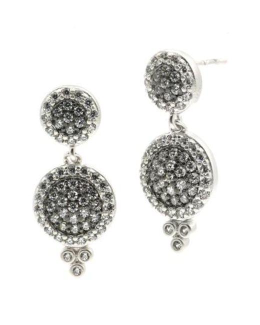 Freida Rothman   Metallic 'metropolitan' Drop Earrings   Lyst