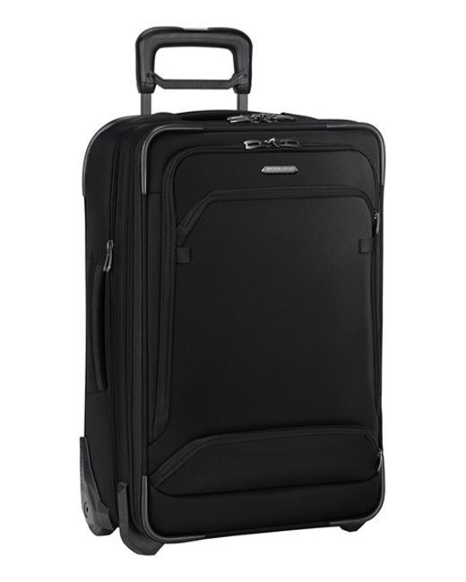 Briggs & Riley | Black 'transcend' Wheeled Carry-on for Men | Lyst