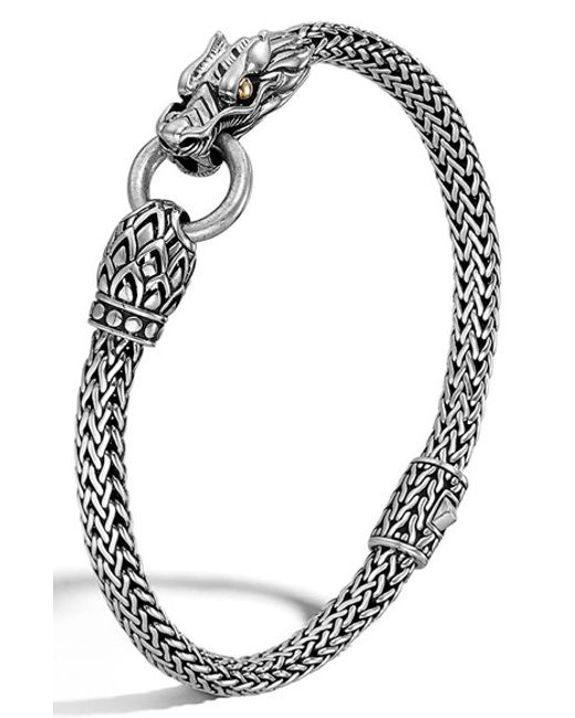 John Hardy | Metallic 'legends' Dragon Bracelet | Lyst