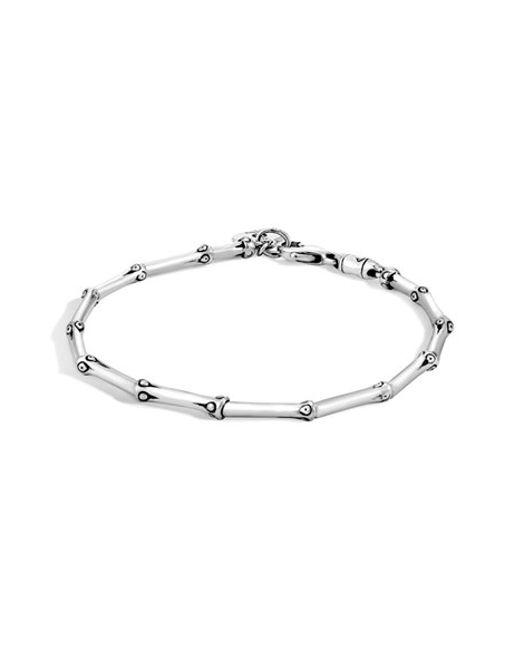John Hardy | Metallic 'bamboo' Bracelet | Lyst