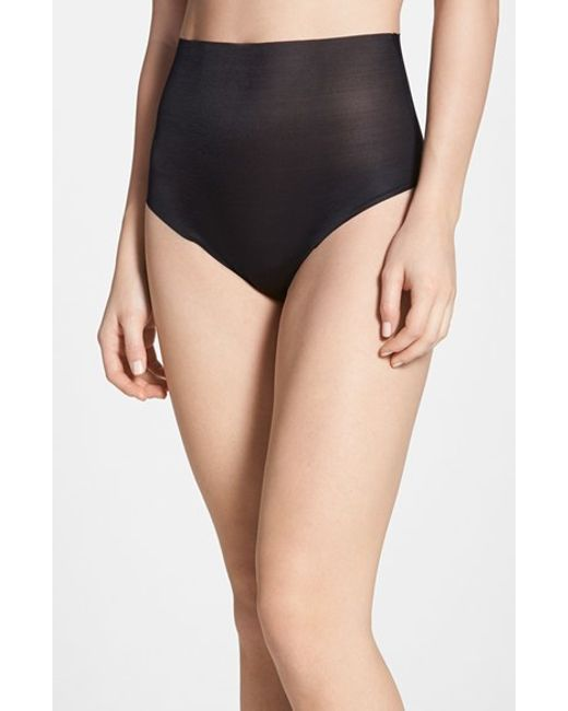 Commando | Black Featherlight Shaping Thong | Lyst