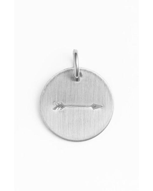 Nashelle | Metallic Arrow Stamp Charm | Lyst