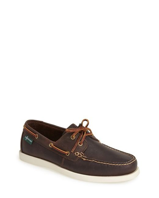 Eastland | Brown 'kittery 1955' 2-eye Boat Shoe for Men | Lyst