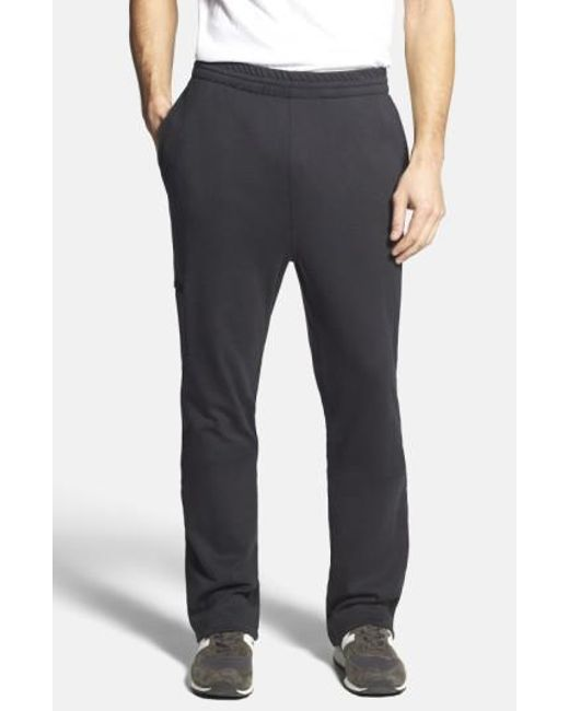 Bobby Jones | Black 'leaderboard' Sweatpants for Men | Lyst
