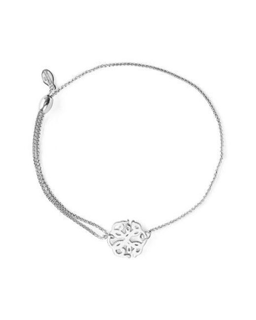 ALEX AND ANI | Metallic 'path Of Life' Pull Chain Bracelet | Lyst