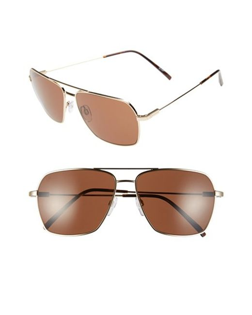 Electric | Metallic 'av2' 59mm Sunglasses | Lyst