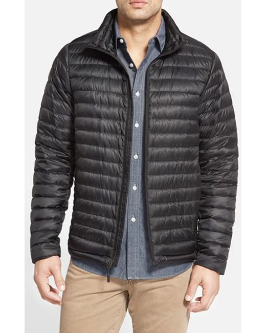 The North Face | 'tonnerro' Packable Down Jacket, Black for Men | Lyst