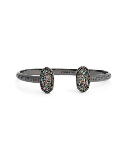 Kendra Scott | Metallic 'elton' Station Cuff Bracelet | Lyst