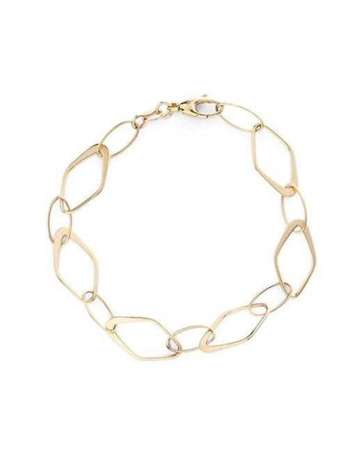 Bony Levy | Metallic Link Bracelet (nordstrom Exclusive) | Lyst