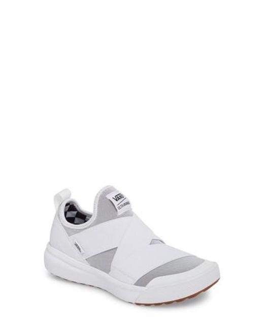 Vans - White Ultrarange Gore Slip-on Sneaker - Lyst