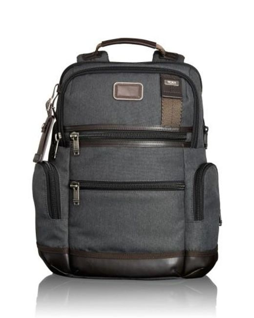 Tumi   Gray 'alpha Bravo - Knox' Backpack for Men   Lyst