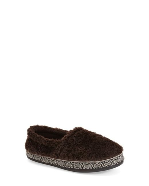Woolrich | Purple 'whitecap' Slipper | Lyst