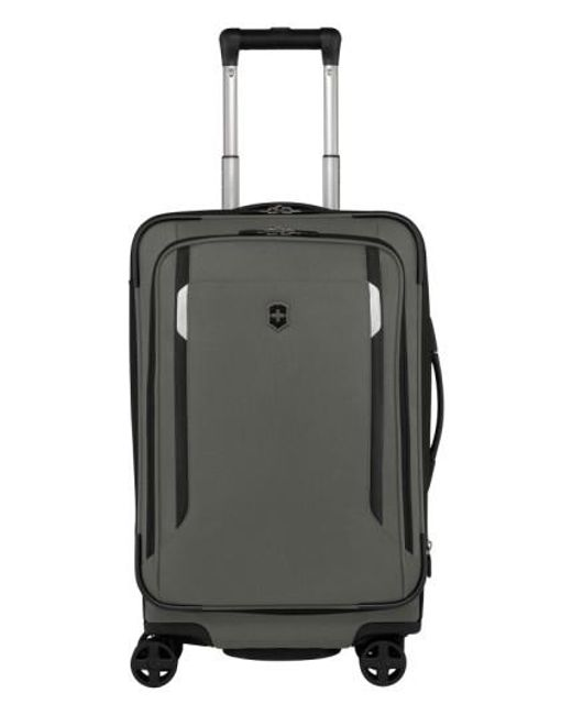 Victorinox   Green Victorinox Swiss Army 'wt 5.0' Dual Caster Wheeled Carry-on for Men   Lyst