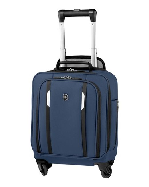 Victorinox | Blue Victorinox Swiss Army 'wt 5.0' Wheeled Tote Bag for Men | Lyst
