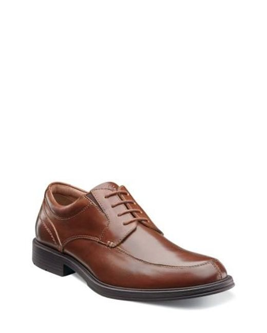 Florsheim | Brown 'mogul' Split Toe Derby for Men | Lyst