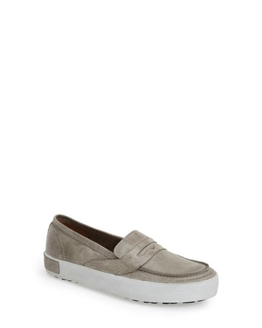 Blackstone | Gray 'jl23' Slip-on Sneaker | Lyst