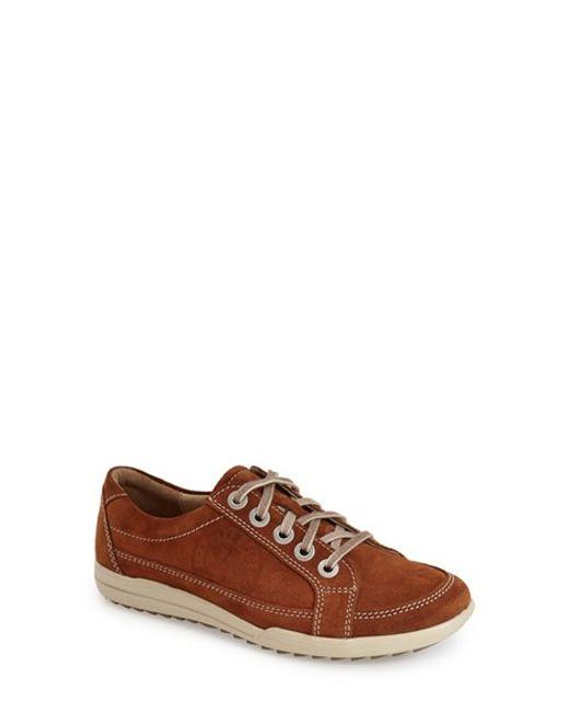 Josef Seibel | Brown 'dany 01' Low-cut Sneaker | Lyst