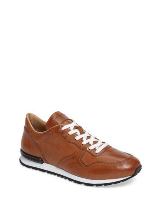 Tod's | Brown 'allacciato' Sneaker for Men | Lyst
