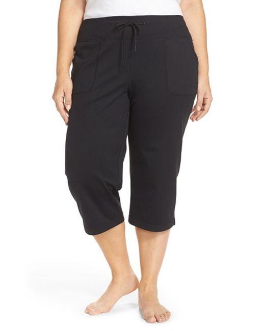 Zella 'soul 3' Capri Pants In Black