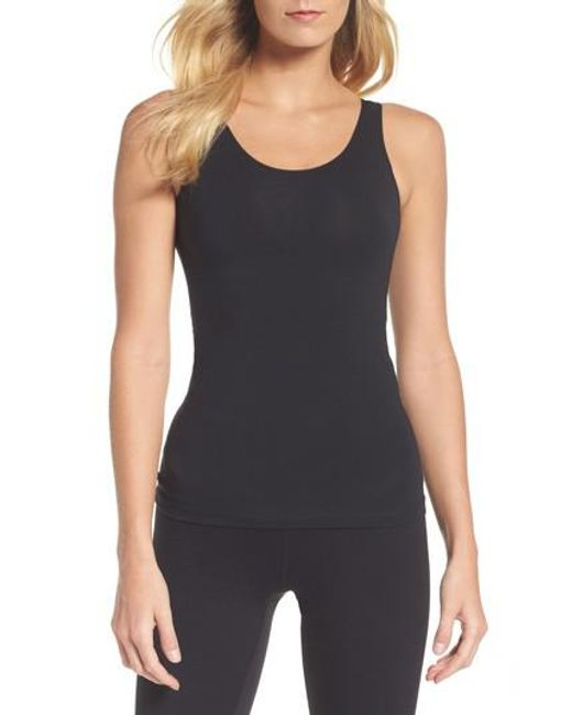 Spanx | Black Spanx In & Out Tank | Lyst
