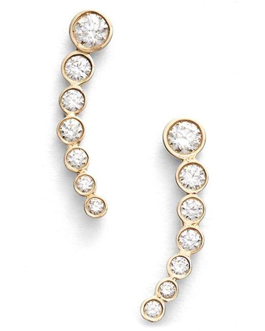 Lana Jewelry | Yellow 'femme Fatale' Stud Earrings | Lyst