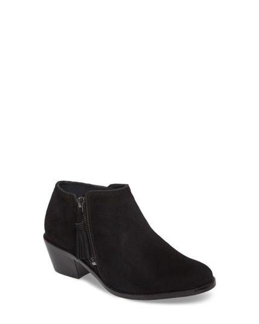 Vionic - Black Serena Ankle Boot - Lyst