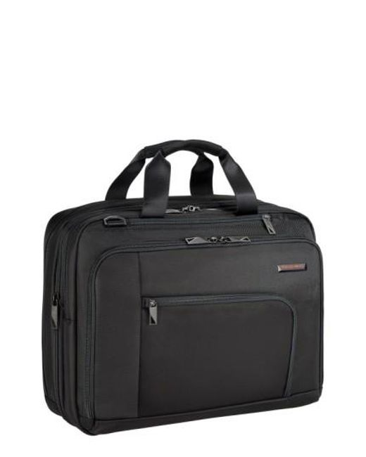 Briggs & Riley | Black 'verb - Adapt' Expandable Briefcase for Men | Lyst