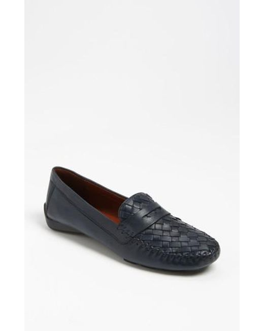 Robert Zur | Blue 'petra' Driving Shoe | Lyst