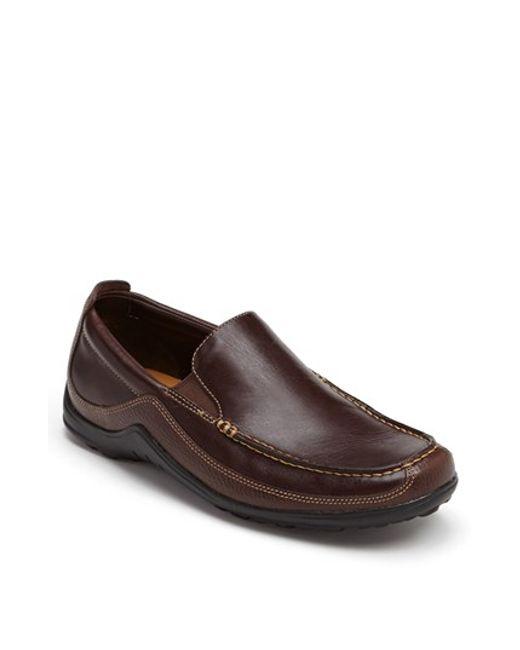 Cole Haan | Brown 'tucker Venetian' Loafer for Men | Lyst