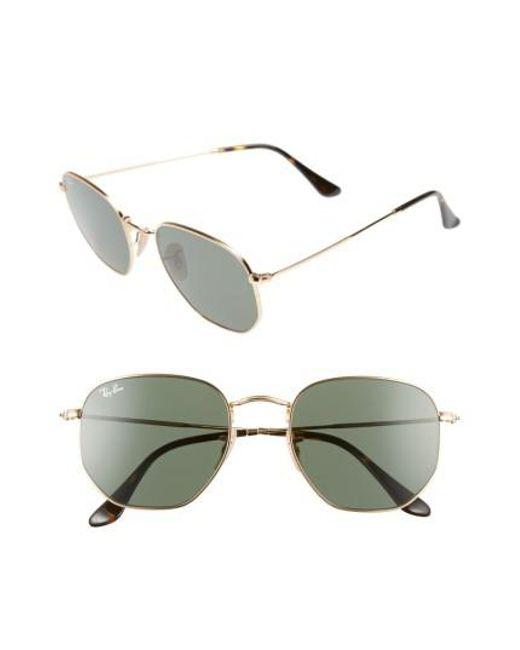 Ray-Ban | Multicolor 54mm Aviator Sunglasses | Lyst