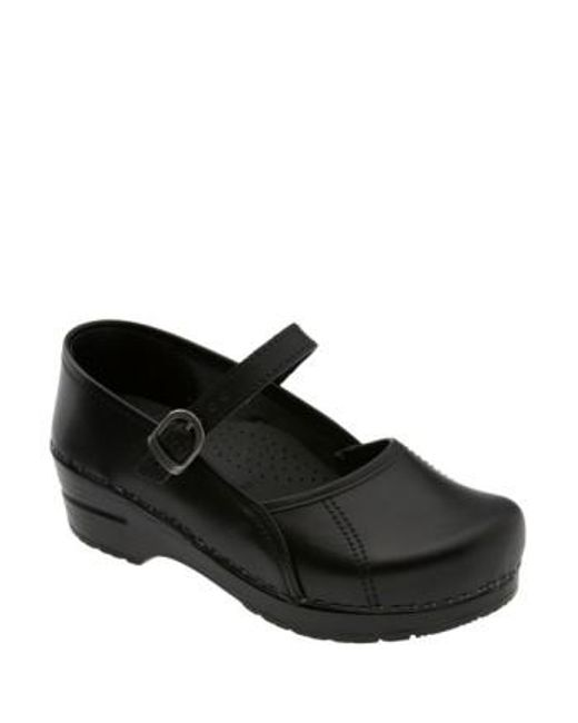 Dansko | Black 'Marcelle' Mary Jane | Lyst