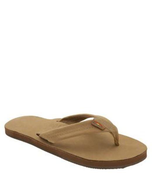 Rainbow Sandals | Brown '301alts' Sandal for Men | Lyst