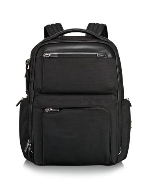 Tumi | Black 'arrive - Bradley' Backpack for Men | Lyst