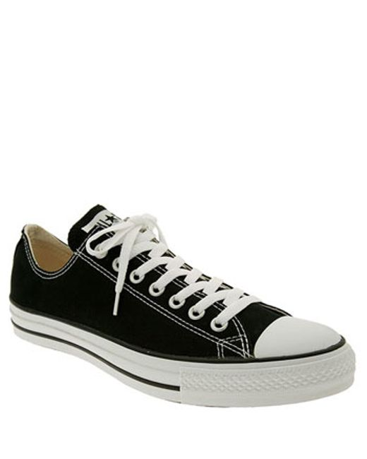 Converse | Black Chuck Taylor Low Sneaker for Men | Lyst
