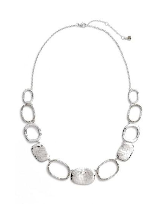 Judith Jack | Metallic Collar Necklace | Lyst