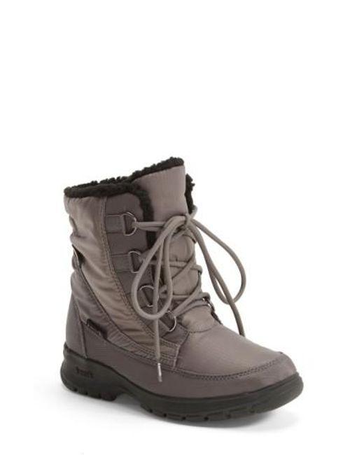 Kamik   Gray 'baltimore' Waterproof Boot   Lyst
