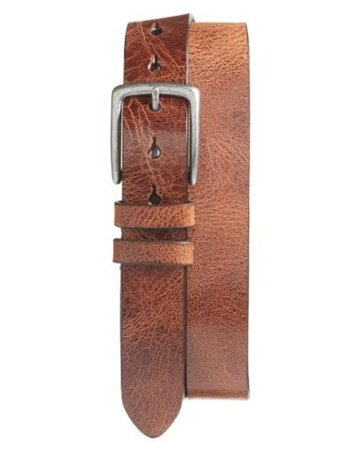 Torino Leather Company | Multicolor Leather Belt | Lyst