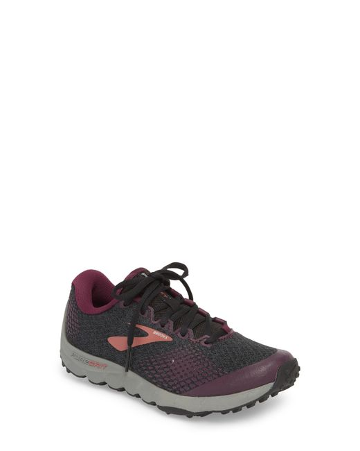 5a7fb559c5b Brooks - Multicolor Puregrit 7 Trail Running Shoe - Lyst