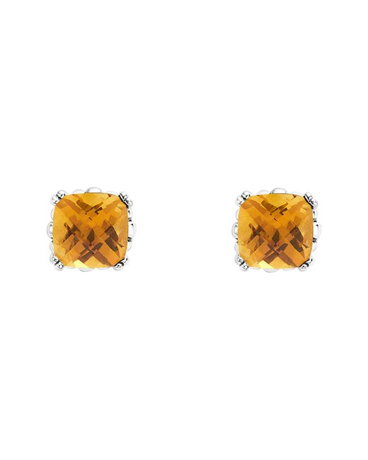 Lagos - Metallic 'prism' Stud Earrings - Lyst